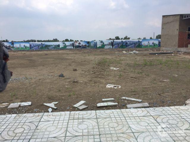 Kẹt tiền bán gấp 3 lô đất gần chợ Bình chánh , 5x18 , SHR