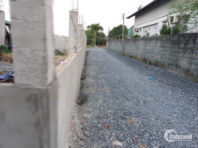 Bán đất 100m2 mặt tiền đường Vĩnh Lộc, cách chợ Bà Lát 300m đã có sổ.LH: 0384422082