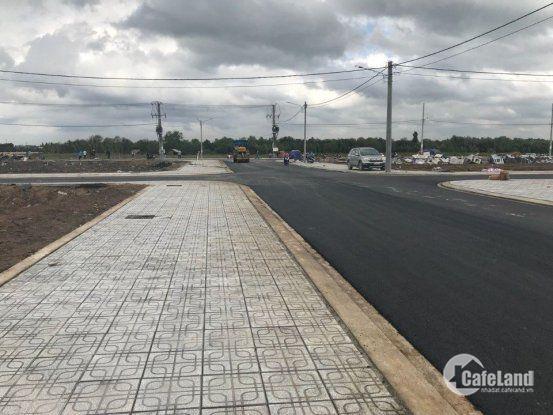 Mở bán siêu dự án đất  ngay mặt tiền Trịnh Quang Nghị giá chỉ từ 850tr/nền