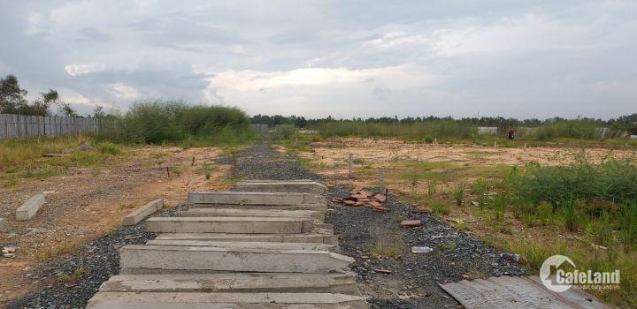 Đất chính chủ, ấp 6, Vĩnh Lộc B, Bình Chánh, giá 312 triệu/nền