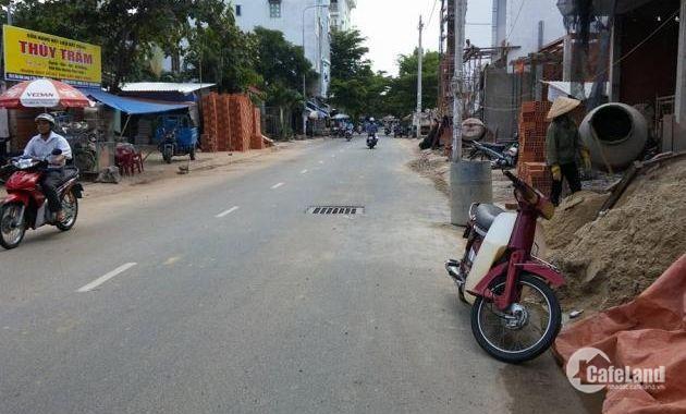 Đất bán Bình Chánh, Đường Nguyễn Hữu Trí, dt 80m2, Giá 890 triệu, SHR