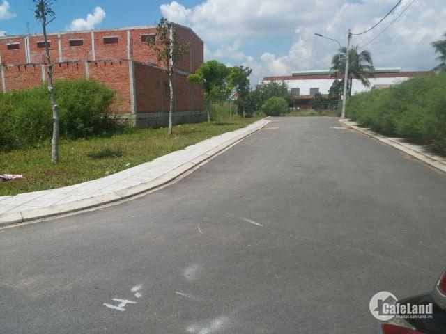 Bán gấp đất MT Quốc Lộ 1A, cách vòng xoay An Lạc 1km,SHR,100m2, LH 0938 842 897