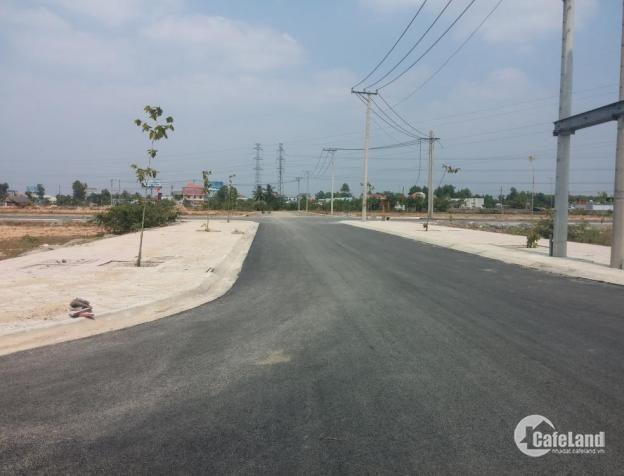 Đất nền chủ đầu tư mặt tiền đường Huỳnh Văn Trí, giá chủ đầu tư siêu mềm 468tr
