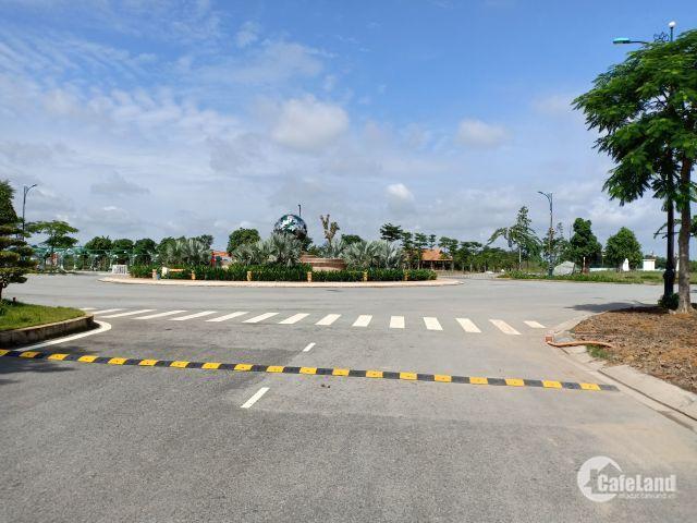 Nhận ngay 10 chỉ vàng khi mua đất tại khu đô thị GreenStar City Bình Chánh.