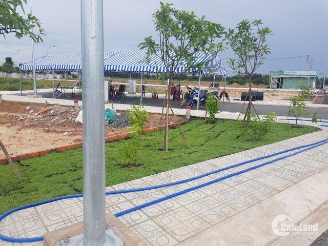 Đất vùng ven lên ngôi, đón đầu cơn sóng tại KDC Tân Hiệp Garden - Củ Chi.