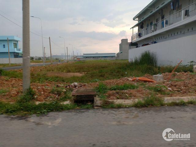 Cần bán lô đất 110m2 Mặt Tiền đường tỉnh lộ 8 Sổ Hồng Riêng thổ cư 100%