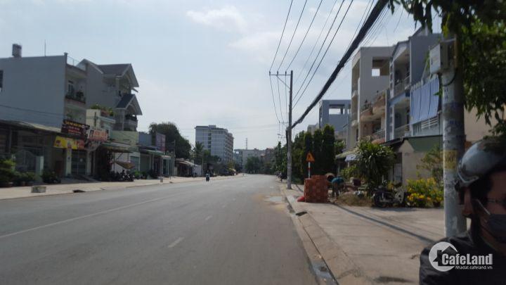 Vỡ nợ, bán gấp 100m2 đất thổ cư mặt tiền đường Giồng Cát, Tân Phú Trung, giá 450tr, sổ hồng riêng.