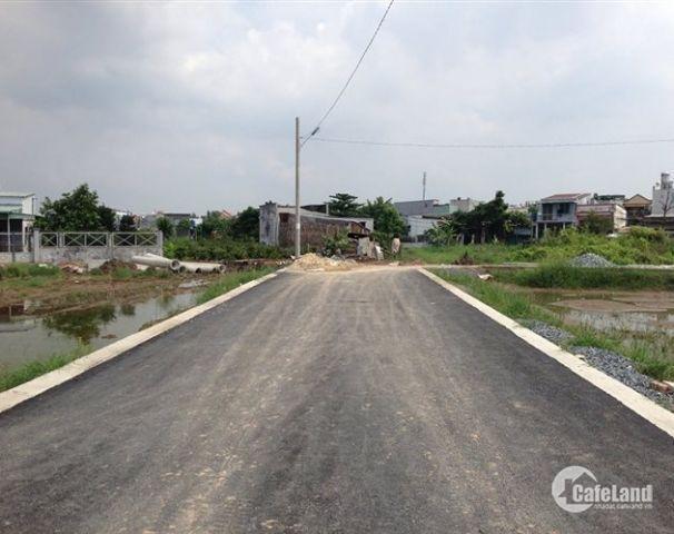 Cần bán gấp lô đất thổ cư mặt tiền Võ Văn Bích, xã Bình Mỹ, Củ Chi.