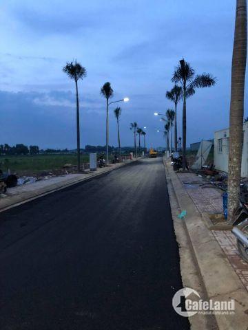 Đất nền đường Bình Mỹ, Saigon, nơi đầu tư an toàn cho khách hàng. Lh 0933379931