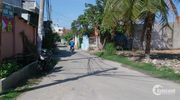 Bán đất mặt tiền đường Võ Văn Bích,xã Bình Mỹ,Củ Chi giá siêu HOT,KDC đông đúc