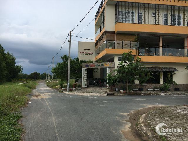 Cần bán gấp nền đất thổ cư đường Nguyễn Văn Bứa,SHR,giá 650tr
