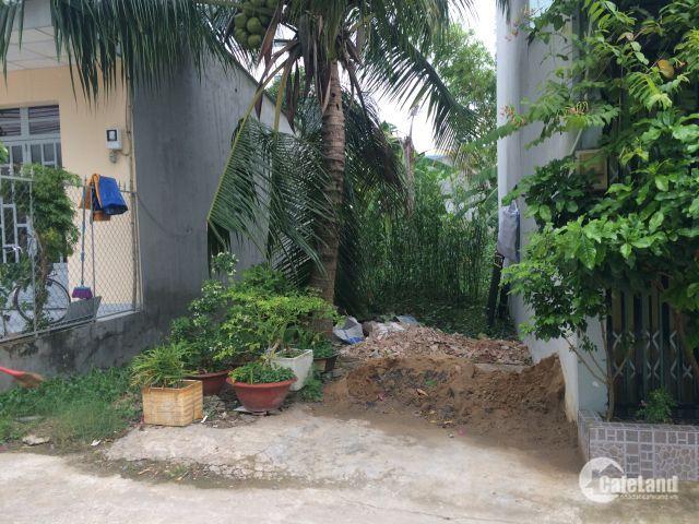 Bán lô đất thổ cư 109m2, SHR, vị trí đẹp, Lê Văn Lương, hẻm xe hơi 6m, KDC hiện hữu, giá 19tr/m2