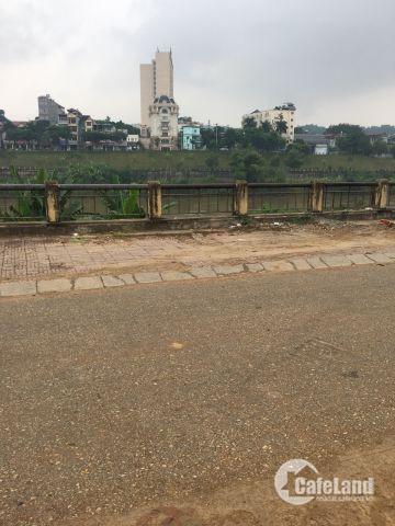 Bán 10 lô cuối đất nền dự án tại cửa khẩu Lào Cai