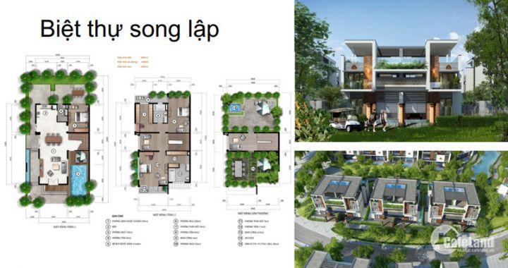 khu đô thị đảo xanh ven biển  Đà Nẵng Eco Charm