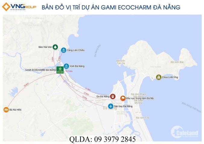 Chính thức mở bán shophouse giai đoạn 3 dự án Eco Charm Liên Chiểu Đà Nẵng. Lh: 0939792845