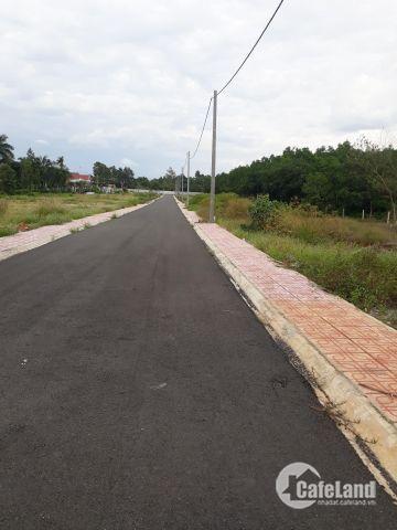 Bán đất dự án Central Mall ngay QL51, gần sân bay quốc tế Long Thành chỉ 640tr/lô