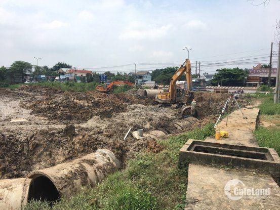 Đất mặt tiền QL51, đối diện chợ mới Long Thành