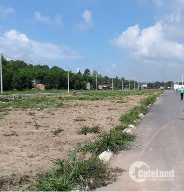Cần bán gấp 4 lô đất mặt tiền đường Võ Nguyên Giap, long thành, đồng nai