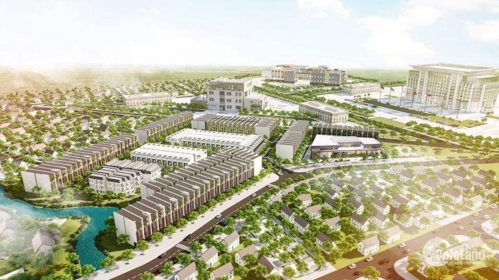 Đất vàng hướng đến cổng sân bay quốc tế Long Thành
