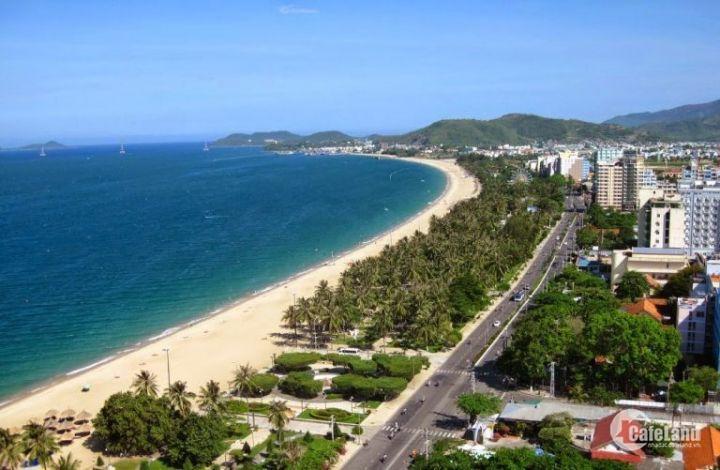 Bán đất nha trang cách biển vài bước chân - Sale 4600m land downtown Nha Trang beach a few