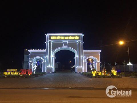 Nhận ngay 80m2 lô đất L14, L16, L18 vuông vắn tại khu đô thị An Bình Tân