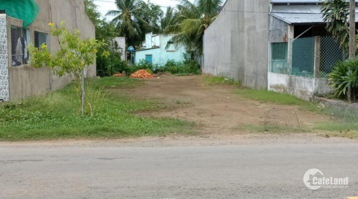 CC bán lô đất mt Dương Văn Thì, SHR, xd tự do, giá rẻ