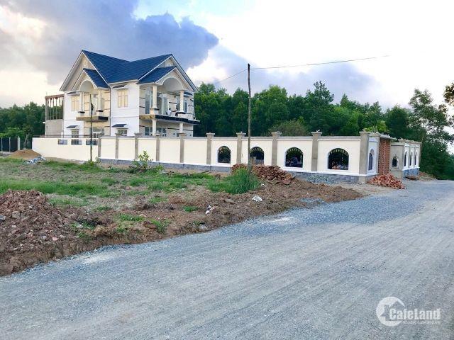 Vì gia đình nên bán gấp lô đất 2mt ở trên Đường Cây Dầu,Nhơn Trạch