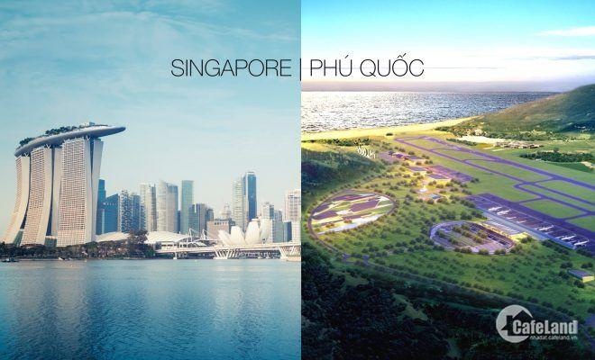 Mở Bán Khu dân cư Island Phú Quốc, chiết khấu ngay 5 chỉ vàng 9999 và 10% giá trị hợp đồng