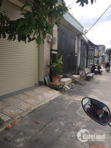 Đất đã chuyển mục đích nhà ở DT 5x16m sau UBND Đông Hưng Thuận