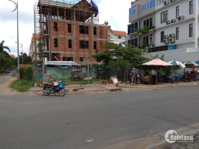 Mở bán nền lô Q -KDC Him Lam - Tân Hưng - Quận 7, Gía:130tr/m2