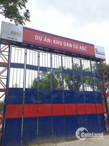 Cần bán lo đất kdc ADC, p. Phú Mỹ , Quận 7 Giá :56tr/m2