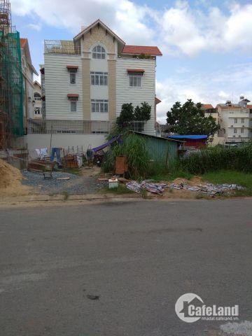Nền GÓC lô R - giá : 112tr/m2 ( giá tốt ) -KDC Him Lam - Tân Hưng - Quận 7