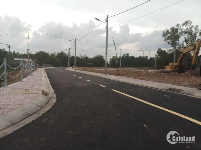 Bán lô đất ngay đường Nguyễn Xiển liền kề Vincity quận 9 khu dân cư hiện hữu sầm uất, sổ hồng riên