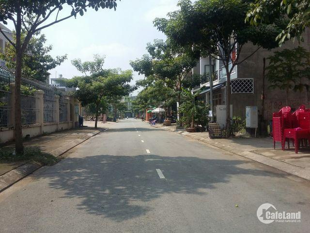 Đất KDC Hai Thành, Tên Lửa, Bình Tân, đối diện trường tiểu học Lê Quý Đôn, giá 3,7 tỷ, LH 0932 660 780
