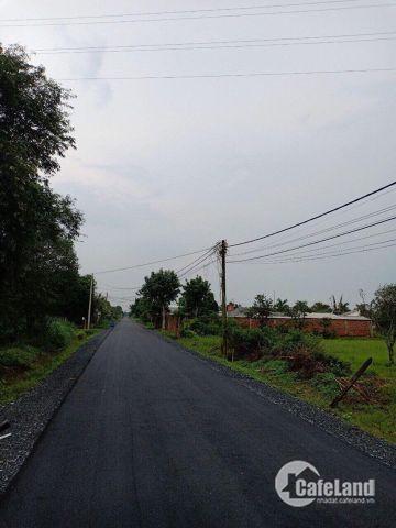 Đất mặt tiền Hương lộ 2, xã Tân Phú Trung, SHR, thổ cư 100%, sang tên công chứng trong ngày