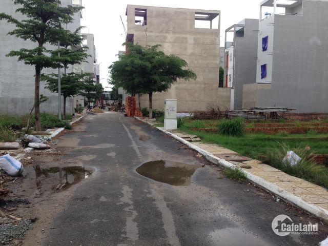 Kẹt tiền thanh lí gấp lô đất 4x17m Tây Thạnh, Tân Phú, sổ hồng riêng.