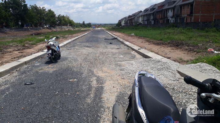 Đất mặt tiền đường Châu Pha Tóc Tiên, giá F0, sổ riêng từng nền, xây dựng tự do