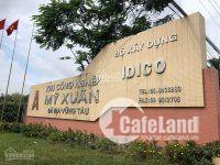 Mở bán đất mặt tiền đường tập đoàn 7, đối diện cổng 2 KCN Gò Dầu
