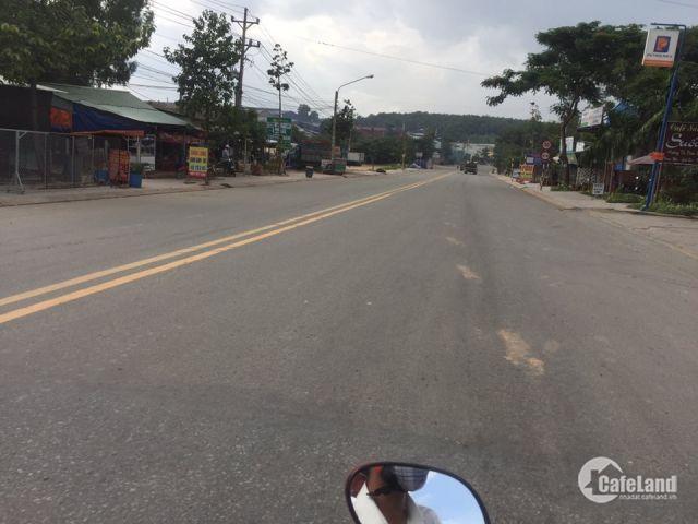 Đất nền giá rẻ ngay KCN Nam Tân Uyên, thổ cư 100%, shr