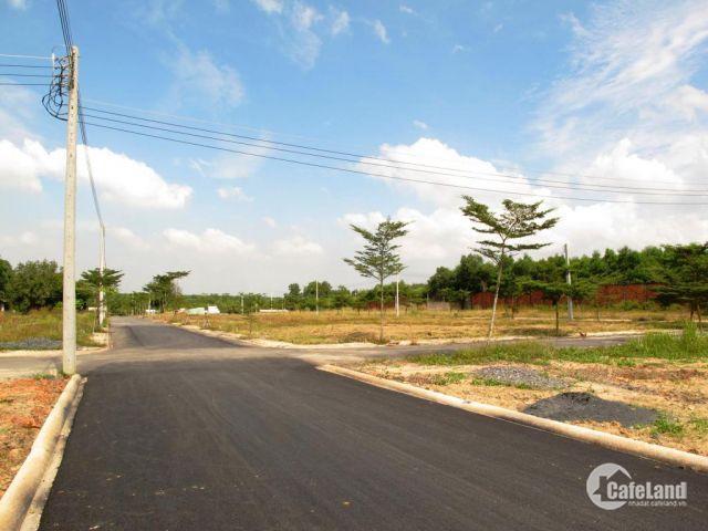 Chính chủ bán đất mặt tiền sân bay Long Thành giá 200 triệu LH 0912408738