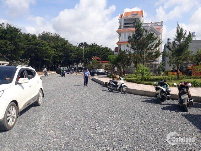 Đất đẹp Thuận An, Chắc chắn nhà đầu tư không muốn bỏ lỡ, đọc kĩ thông tin, LH 0917.510.114 bao gồm lô gốc 3 mặt tiền