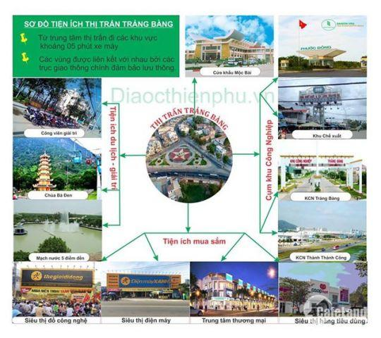Đất Đầu Tư Xây Trọ Cơ Hội Sinh Lời Cao Tại KCN Trảng Bàng Tây Ninh