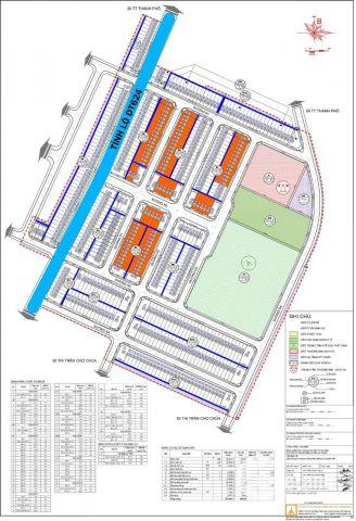 Mở bán dự án Phú Điền Residences Quảng Ngãi GĐ 2 chỉ với 530/nền
