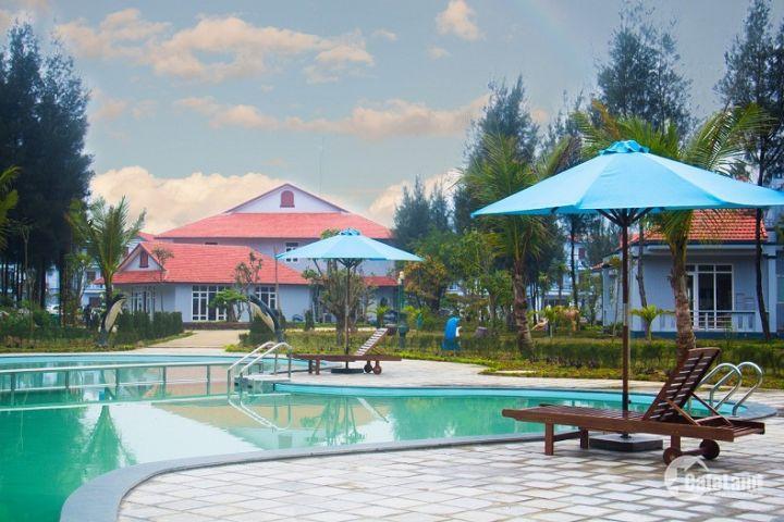 Đất nền Nghỉ Dưỡng Ven Biển Bình Châu - Hồ Tràm, chuẩn Resort 5 sao