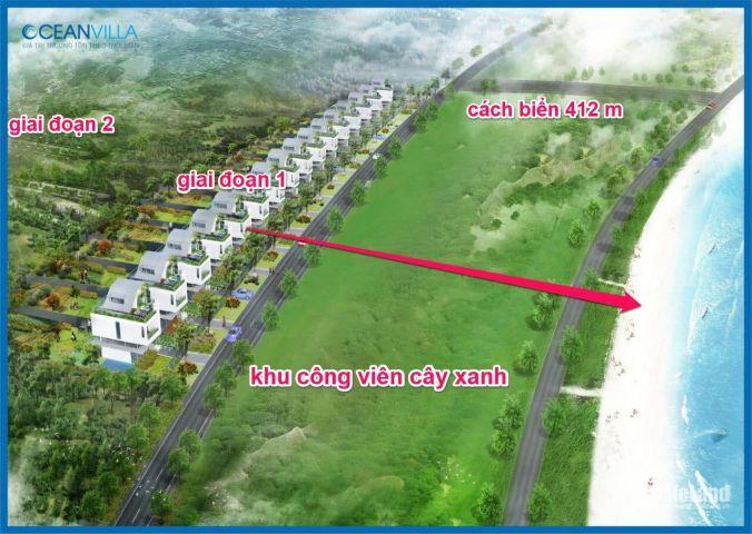 Đất nền biệt thự  sát bên KDL Suối Nước Nóng Bình Châu, GIÁ RẺ GIAI ĐOẠN 1 ( LH: 0934.110.895).