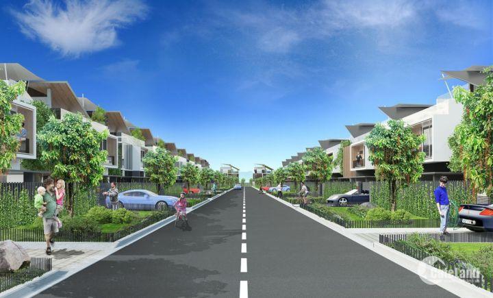 Đầu tư đất nền biệt thự biển mặt tiền đường Bình Châu - Xuyên Mộc