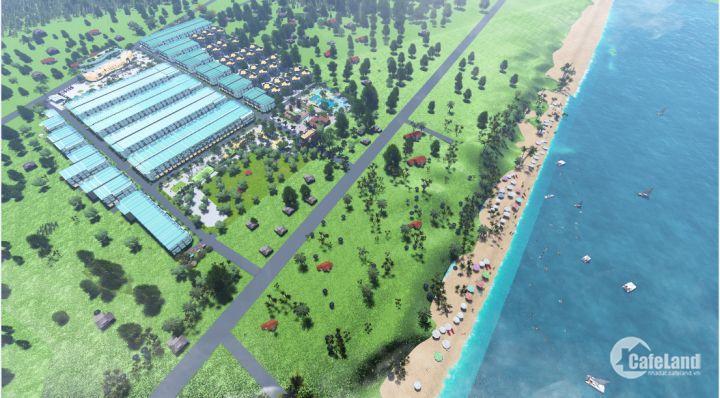 SEAWAY BÌNH CHÂU - Dự án đất nền ven biển liền kề suối nước nóng Bình Châu - shr - mặt tiền QL 55