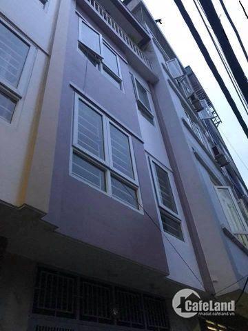 Bán nhà riêng Đào Tấn. 5 tầng x 32m. Giá 3.3 tỷ.