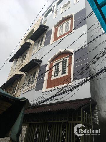 Bán nhà lô góc, HXH-Bình Thạnh, 5pn, 6wc, 4.7 tỷ.