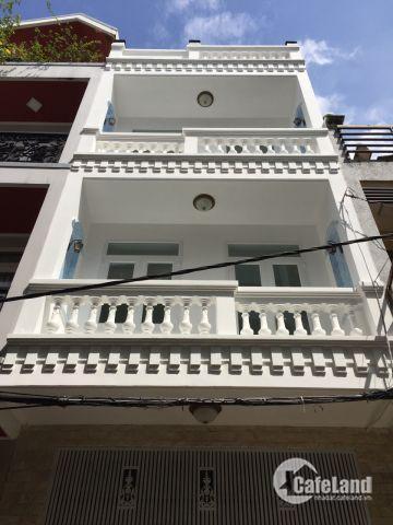 Kẹt tiền bán gấp nhà HXH Phan Văn Trị, P11, Q.BT, DT: 4m x 12m. Giá 6.35 Tỷ